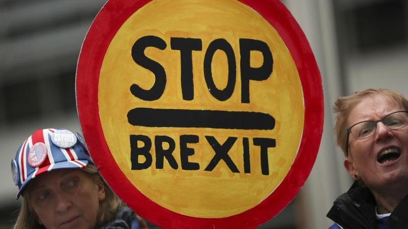 Gespräch über Irland-Frage: Brexit-Streit: Johnson und Varadkar sehen möglichen Ausweg