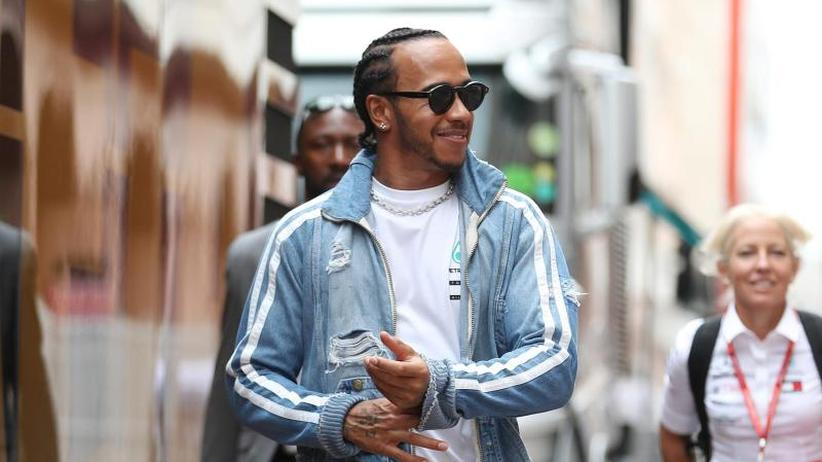 """Auszeichnung: Lewis Hamilton zählt für """"GQ"""" zu den """"Männern des Jahres"""""""
