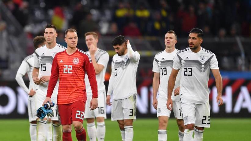 Vor EM-Quali gegen Estland: Löw gerät unter Zeitdruck - Gnabry trifft immer