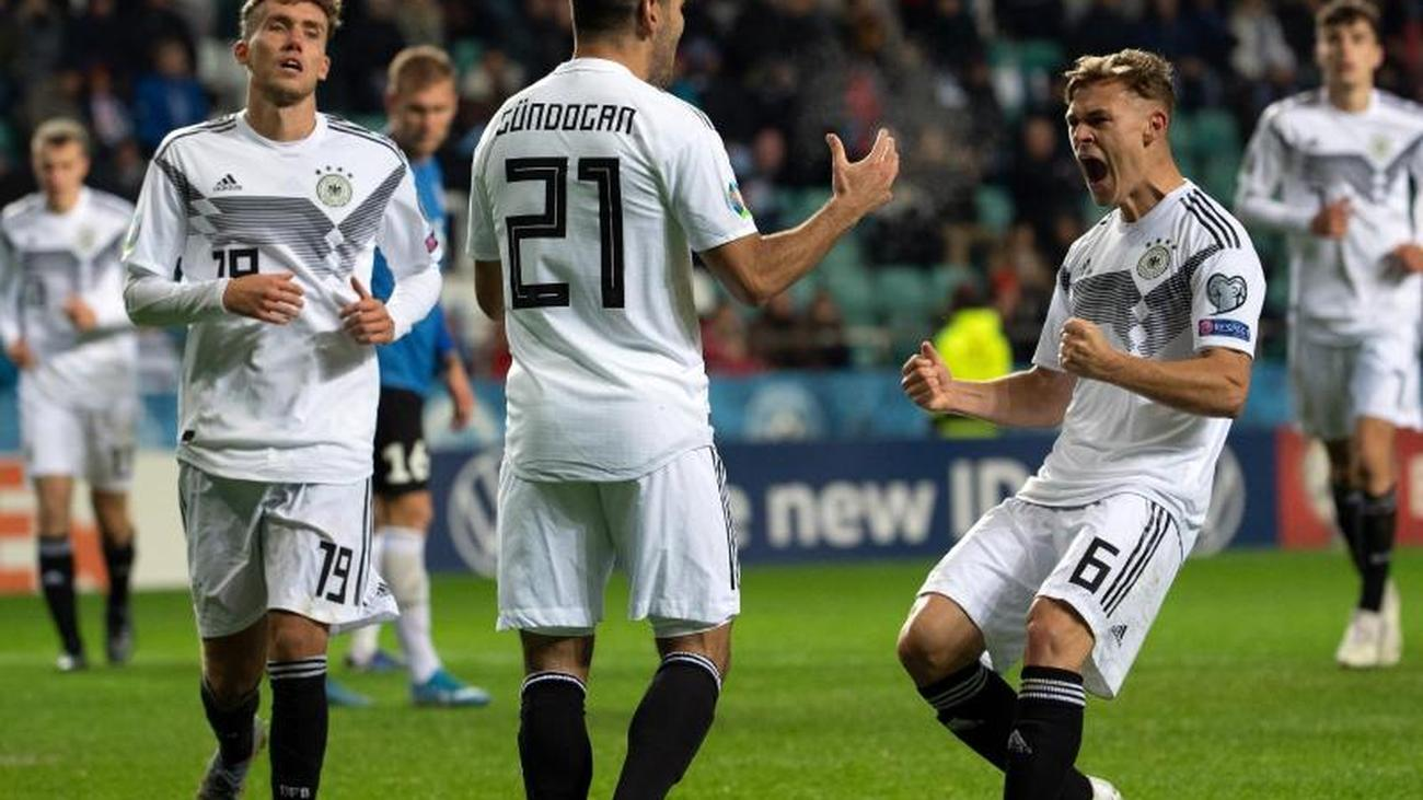 European Championship Qualification: After Red-shock In