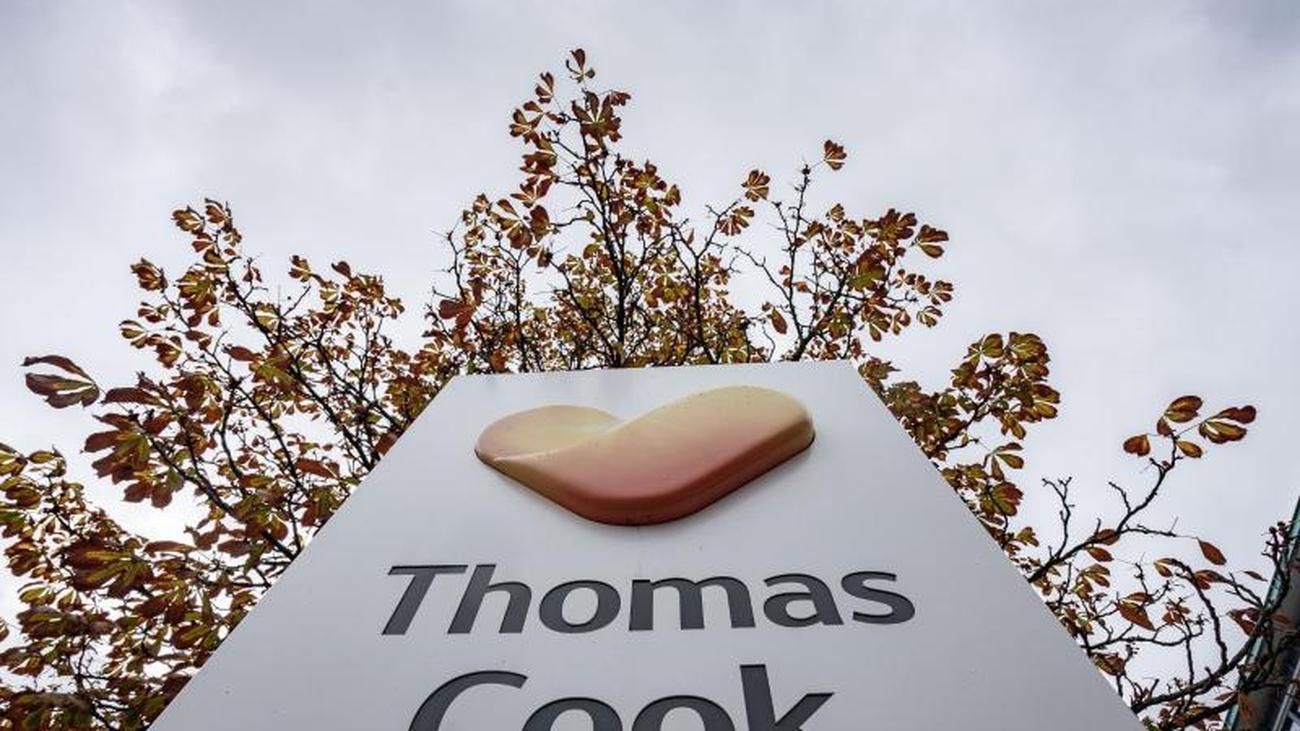 Insolventer Reiseveranstalter: Deutsche Thomas Cook zieht Antrag auf Staatshilfe zurück