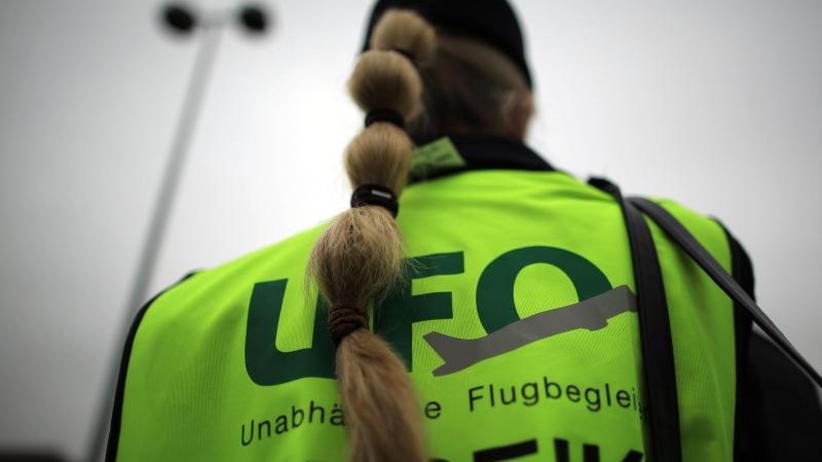 Gewerkschaft der Flugbegleiter: Ufo will streiken - Lufthansa bleibt auf Gegenkurs