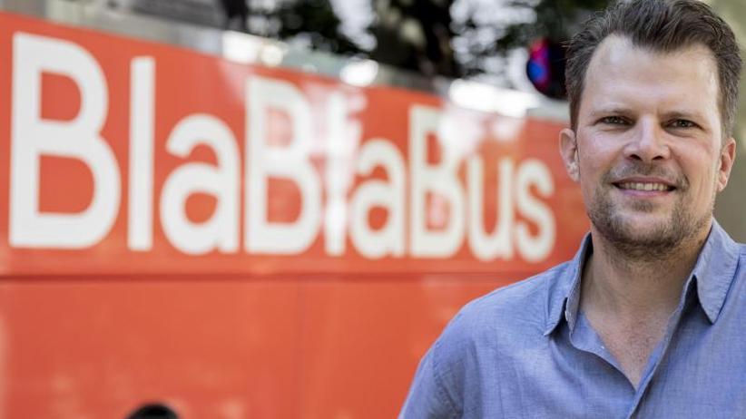 Flixbus-Konkurrent: Blablabus-Deutschland-Chef:Stecken mitten in der Expansion
