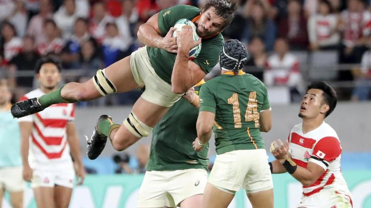 Finale Rugby Wm 2021
