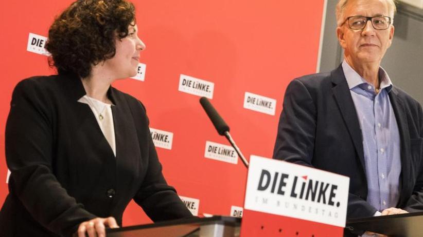 Vorsitzende gewählt: Linksfraktion: Amira Mohamed Ali folgt auf Sahra Wagenknecht