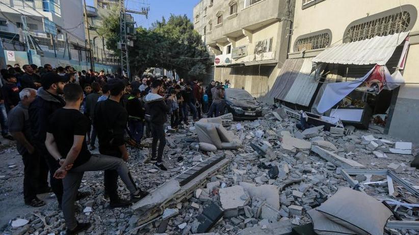 Gezielte Operation: Israel tötet Dschihad-Militärchef - Beschuss aus Gaza