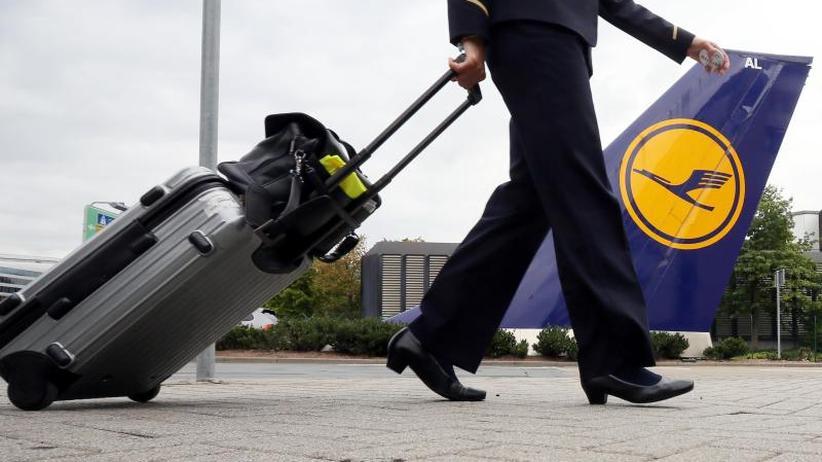 Schlichtung mit Ufo: Vorerst keine neuen Streiks bei Lufthansa