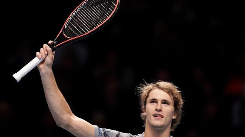 """ATP Finals: Zverev nach Sieg gegen Nadal: """"Kleines Highlight des Jahres"""""""