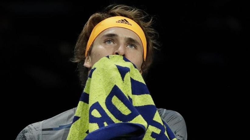 ATP Finals: Tennisstar Zverev in London zum Siegen verdammt