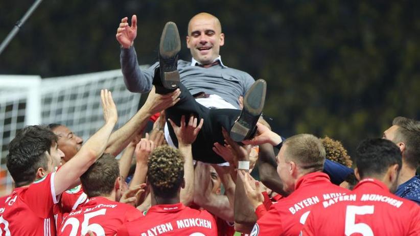 FC Bayern: Trainergerüchte in München: Ten Hag, Tuchel - nun Guardiola?