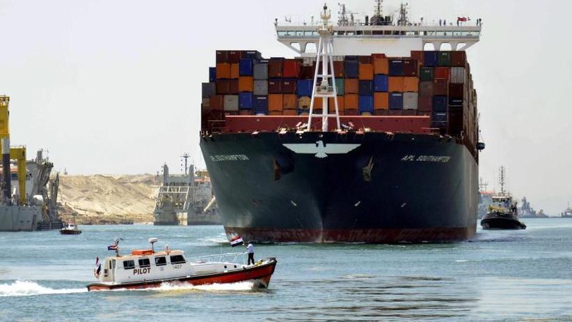 Prestigeobjekt: 150 Jahre Suezkanal: Eine 7000-Kilometer-Abkürzung