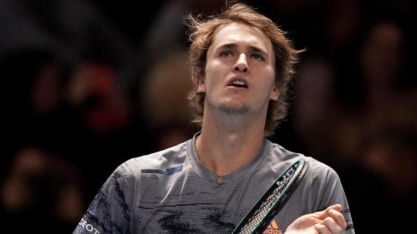 ATP Finals: Alles oder nichts für Zverev: Mammutaufgabe gegen Medwedew
