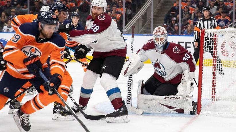 NHL: Draisaitl mit fünf Assists bei Edmontons Sieg gegen Colorado