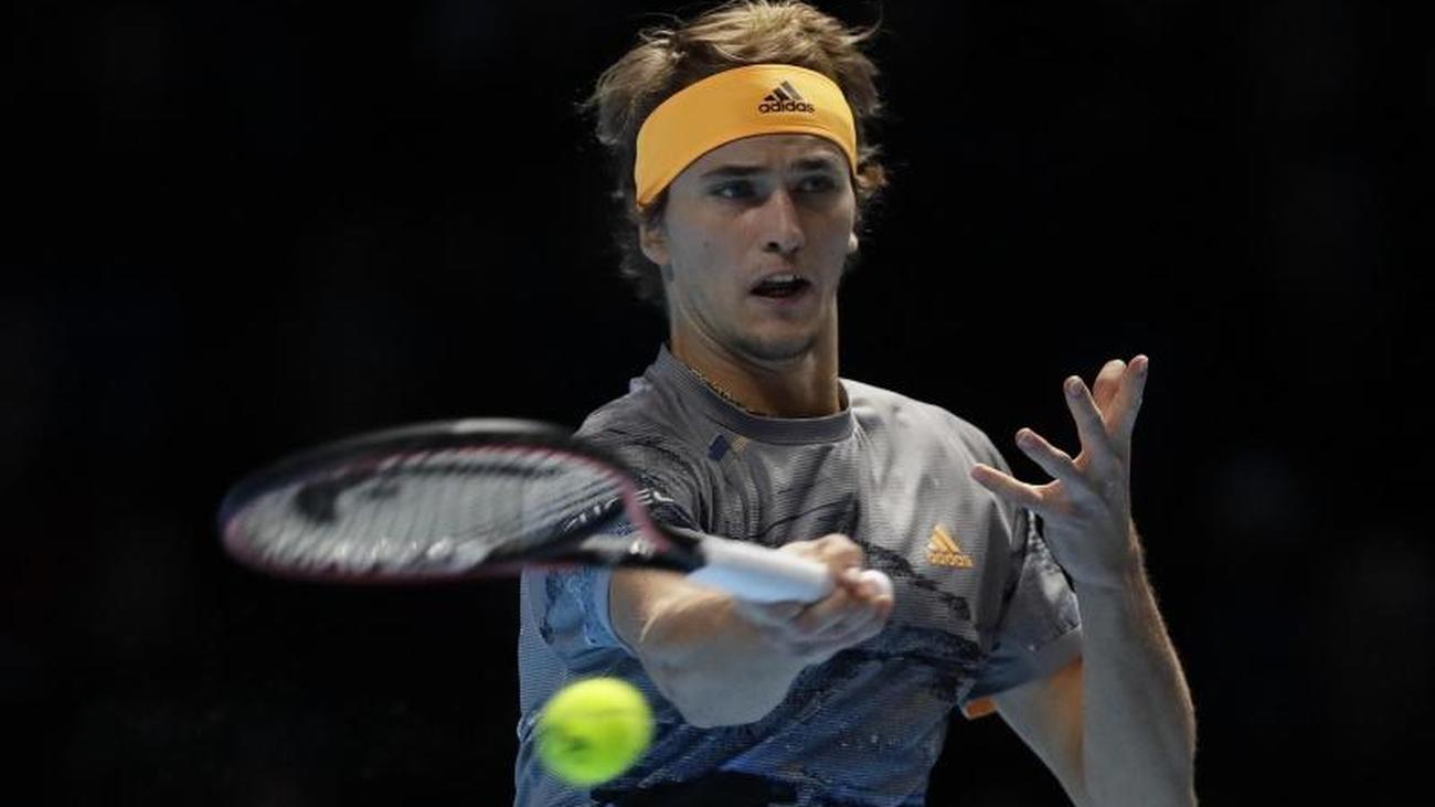 ATP Finals: Tennis-Trip mit Federer soll Zverevs Frust vertreiben