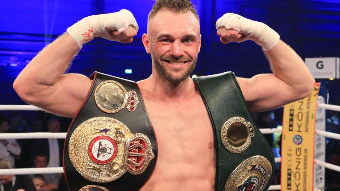 Co Victory Bosel Double Boxing World Champion Swede In The Hospital Teller Report