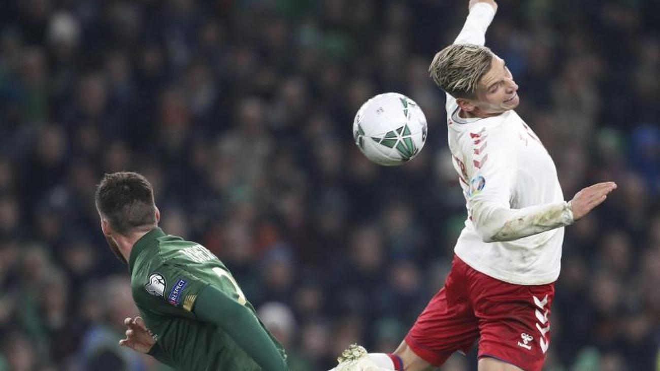 Danes Beat Ireland In Battle For European Championship