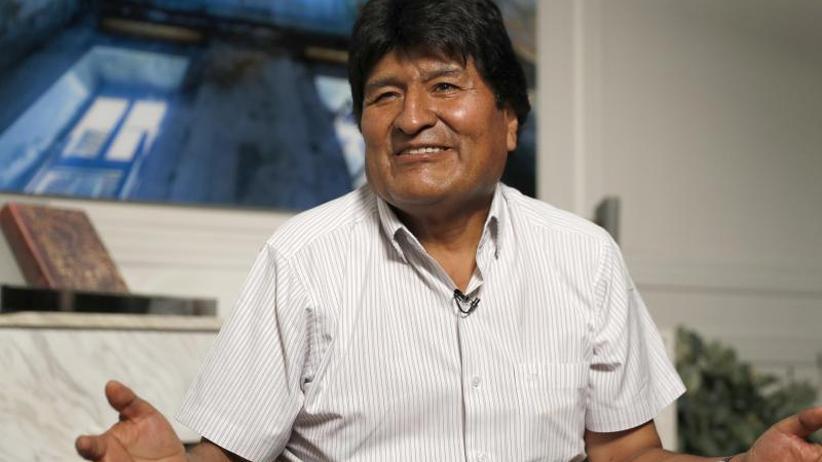Projekt mit deutscher Firma: Morales:Lithium-Joint-Venture war nicht vom Tisch