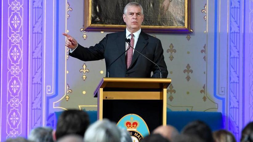 Epstein-Skandal: Umstrittener Prinz Andrew verliert Sponsoren