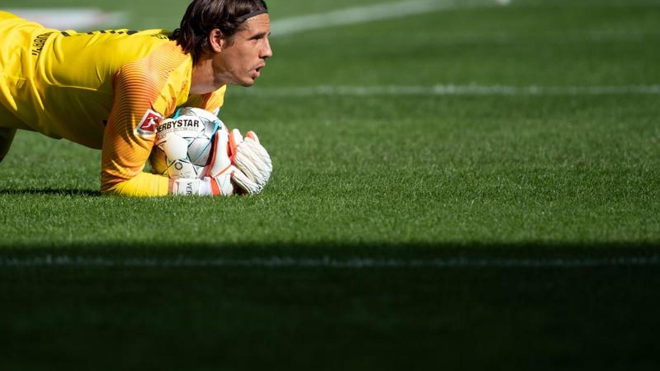 Successful Gladbach Yann Sommer One Of The Most Underrated Goalkeepers Teller Report