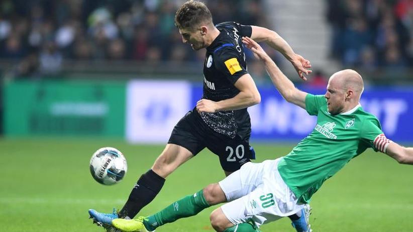 12. Spieltag: Achtes Spiel ohne Sieg: Werder Bremen verliert gegen Schalke