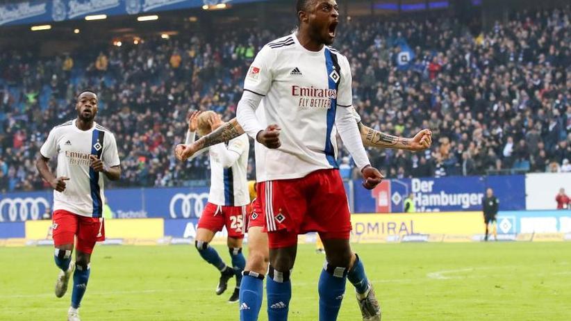2. Liga: HSV übernimmt Tabellenführung - Bielefeld nur Remis
