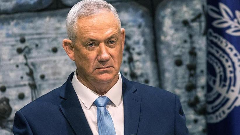 Nach Korruptionsanklage: Israel: Gantz fordert Regierungs-Pause für Netanjahu