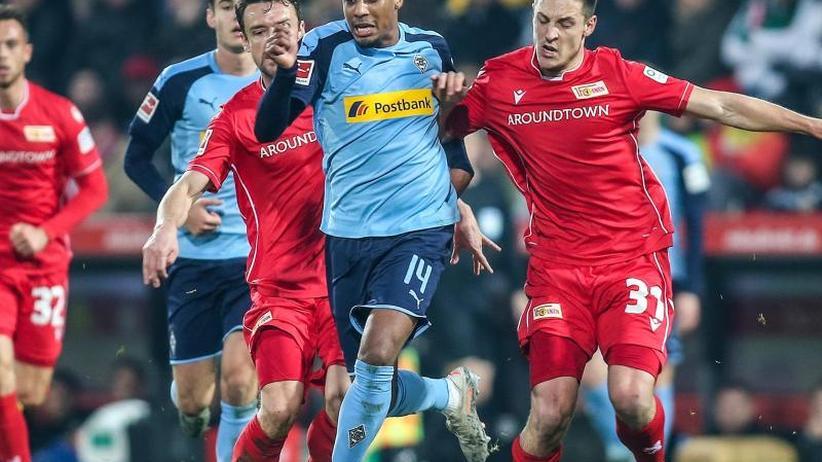 12. Spieltag: Kein Top-Niveau: Spitzenreiter Gladbach verliert bei Union