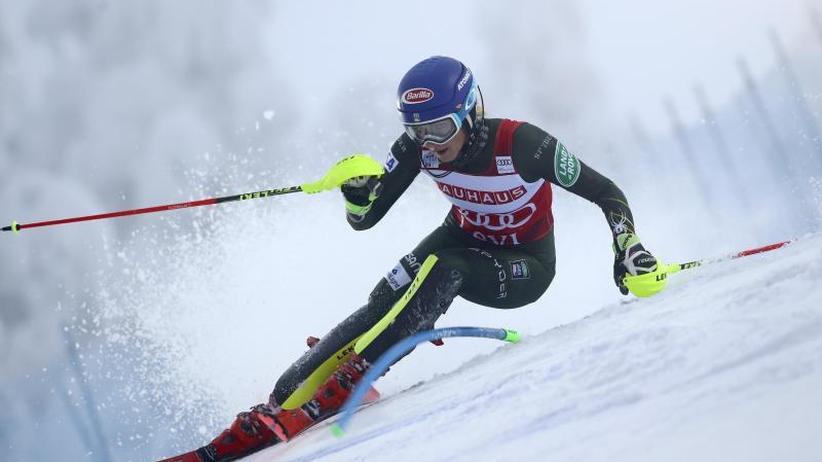 Ski alpin: Nächster Rekord: Shiffrin gewinnt Auftakt in Levi