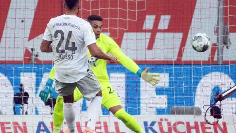 12. Spieltag: Spaziergang für die Bayern in Düsseldorf