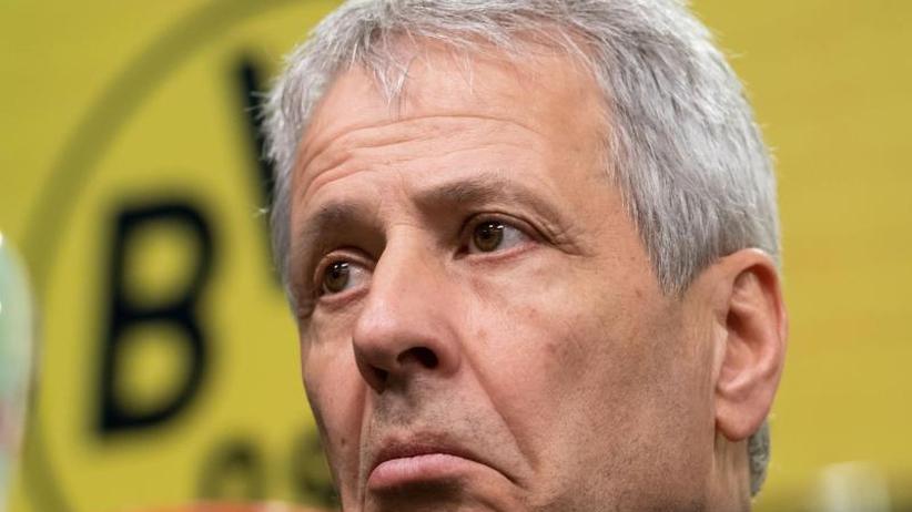 Nach BVB-Remis gegen Paderborn: Mit Favre gegen Barcelona: Aufschub für wankenden BVB-Coach