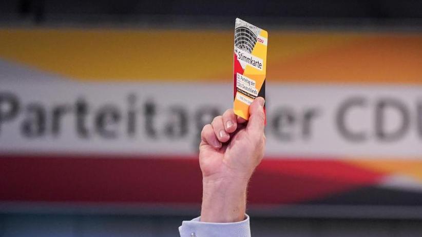 Überblick: Wichtige Beschlüsse des Leipziger CDU-Parteitags