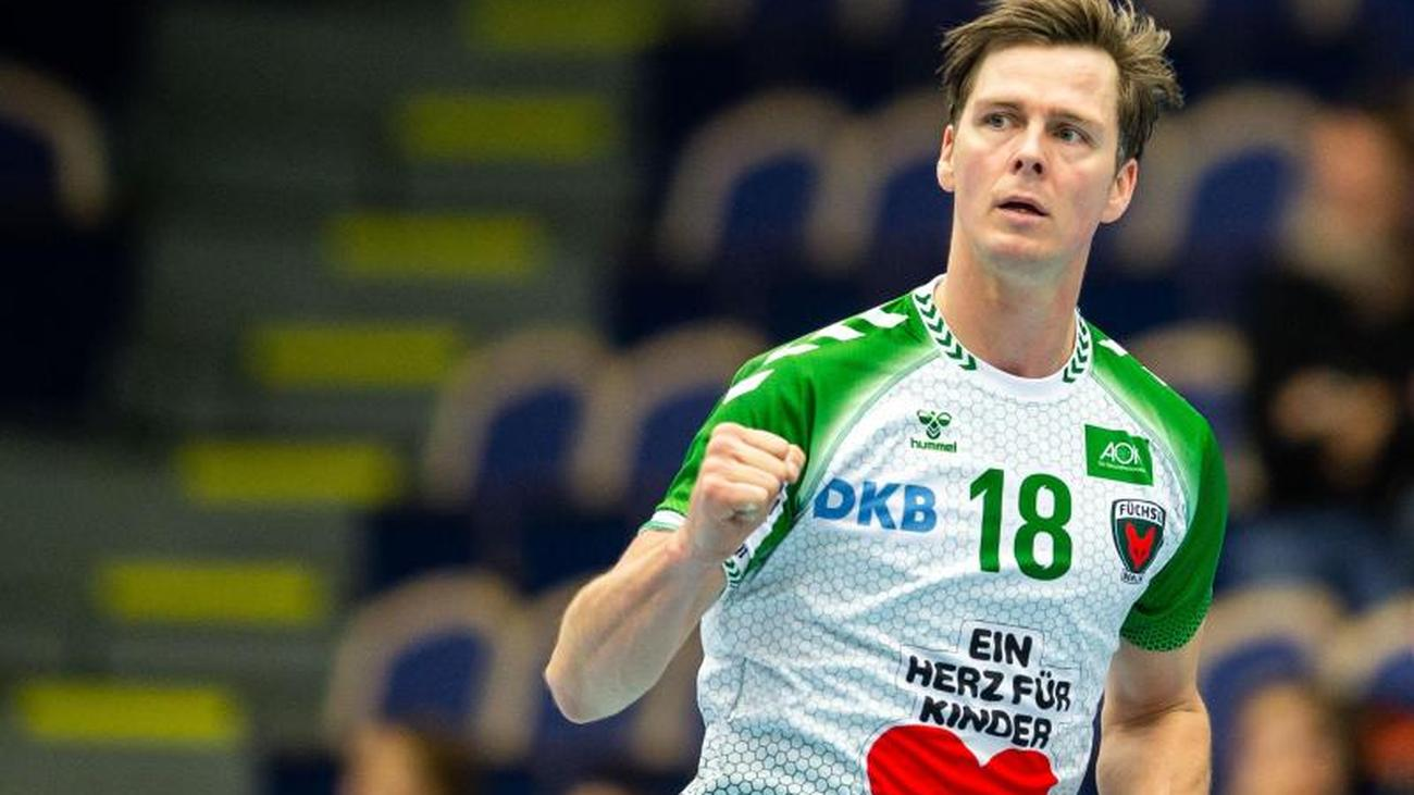 Handball Bundesliga With Four Teams In The Group Stage Of