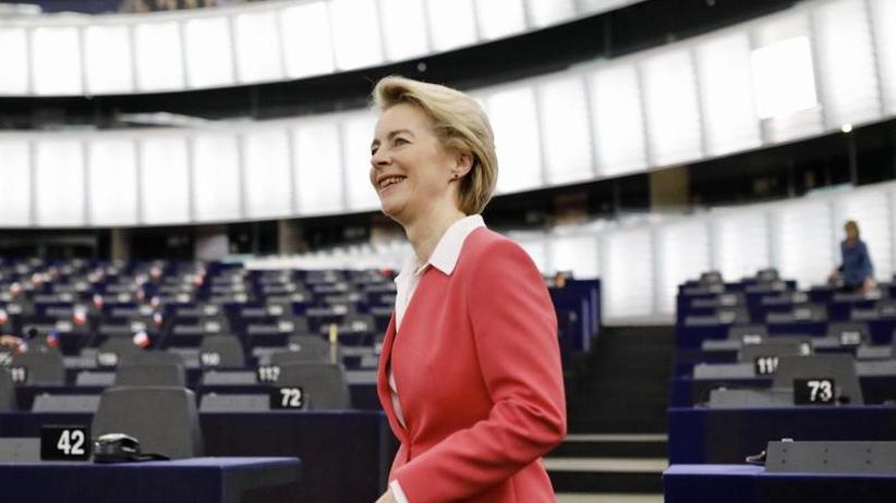 Die neuen Kommissare: Von alten Hasen und Neulingen - die neue EU-Kommission