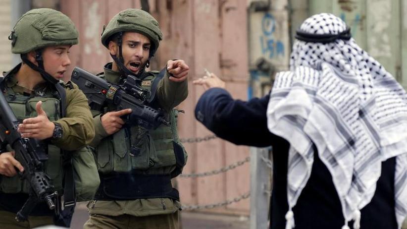 Konflikt in Nahost: Israel will jüdisches Viertel auf Markt in Hebron bauen