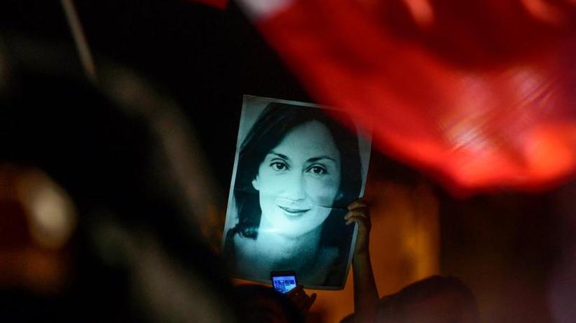 Fall Daphne Caruana Galizia: Mord an Journalistin: Familie empört über Maltas Premier