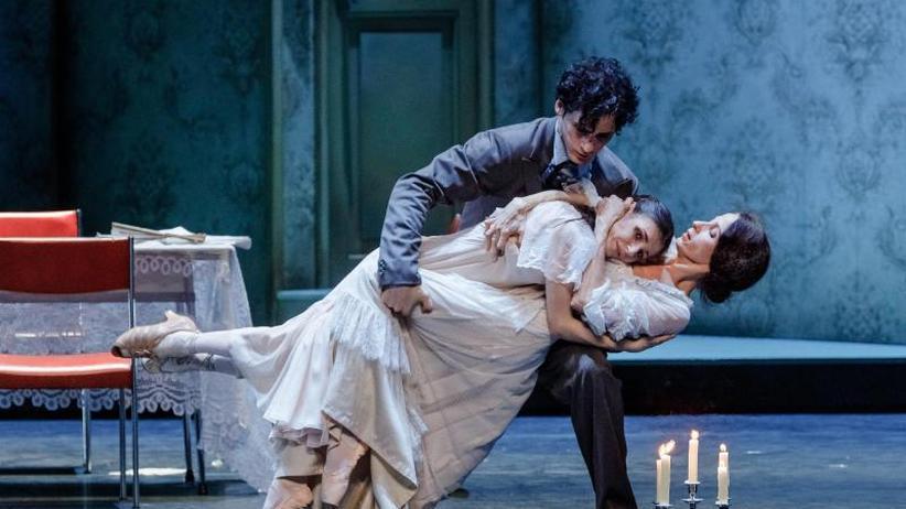 """Große Sehnsüchte: Neumeiers Ballett """"Die Glasmenagerie"""" gefeiert"""