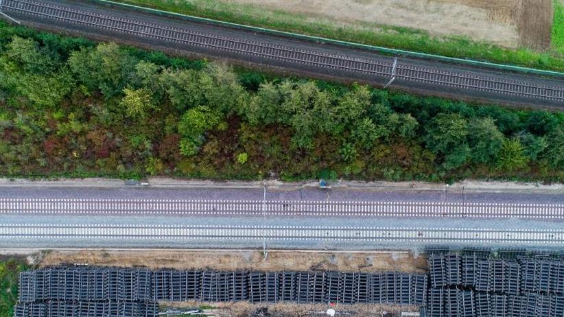 Sanierungsarbeiten im Plan: Schnellfahrstrecke zwischen Göttingen und Hannover bald frei