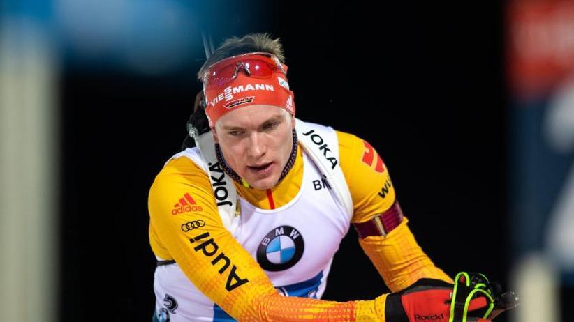 Ex-Weltmeister: Schempps Biathlon-Karriere am Scheideweg