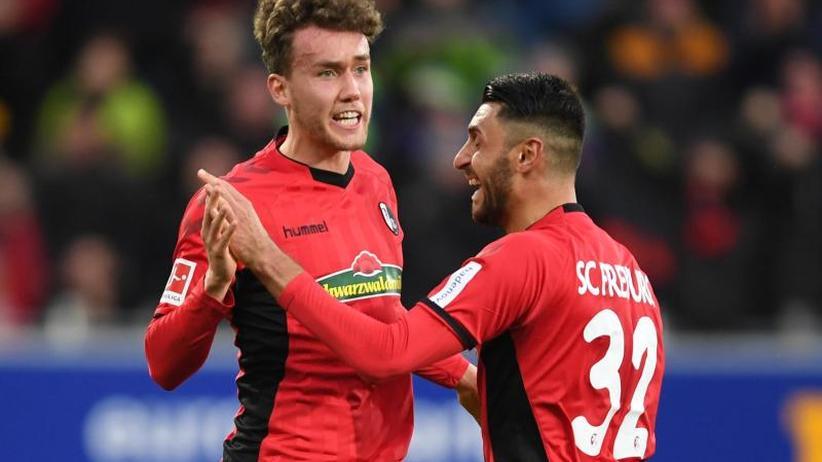 Verletzter Freiburg-Stürmer: Waldschmidt: Zukunft beim FC Bayern vorstellbar