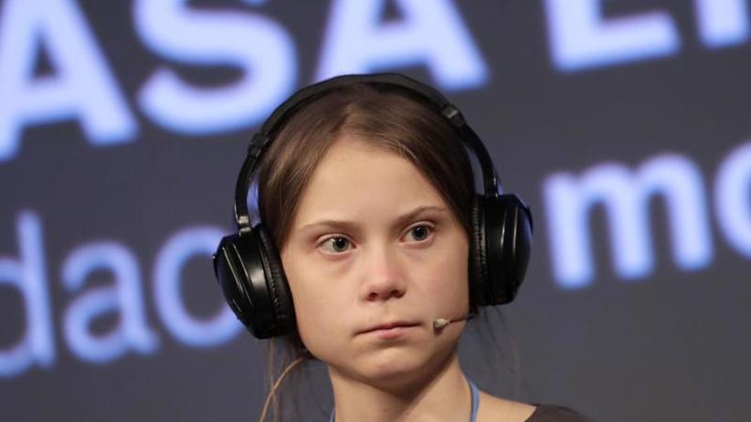 Konferenz in Madrid: Thunberg ruft UN-Klimagipfel zu konkreten Ergebnissen auf