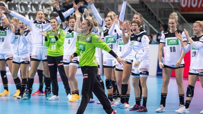 WM-Hauptrunde: Sieg gegen Niederlande: DHB-Frauen auf Halbfinalkurs
