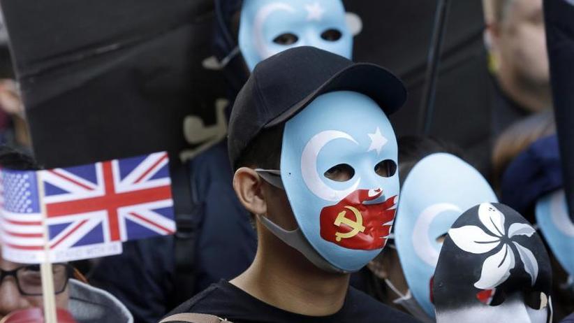 Sechs Monate Proteste: In Hongkong gehen erneut Zehntausende auf die Straße