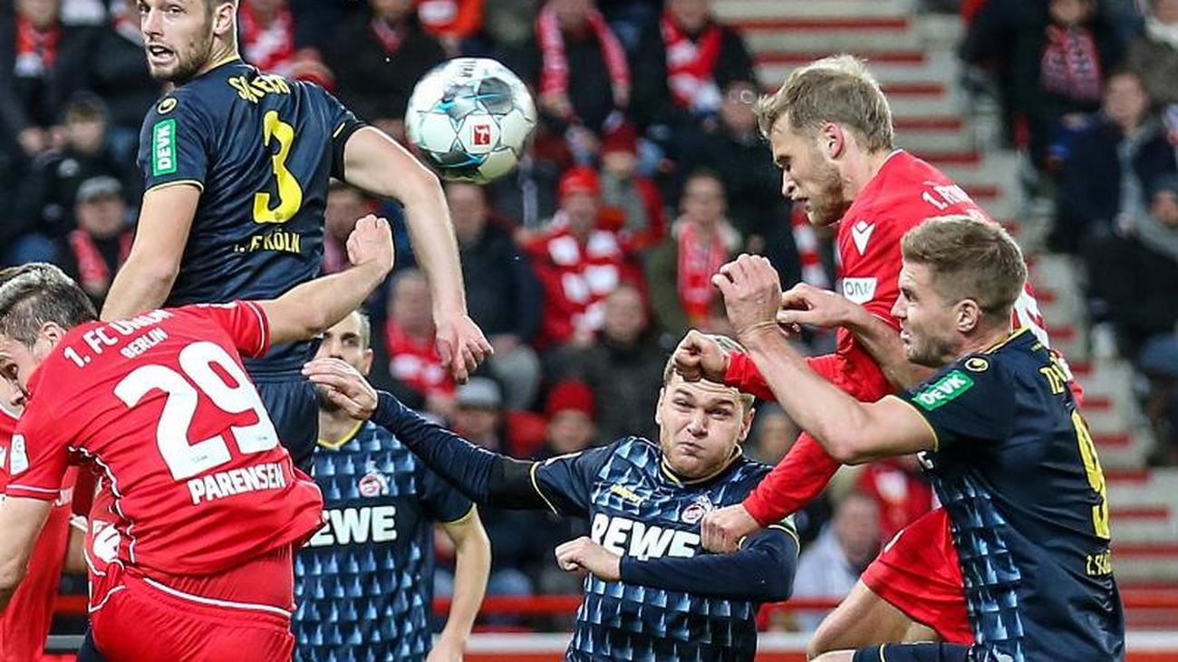 Köln verliert Aufsteigerduell - Heim-Rekord für Union