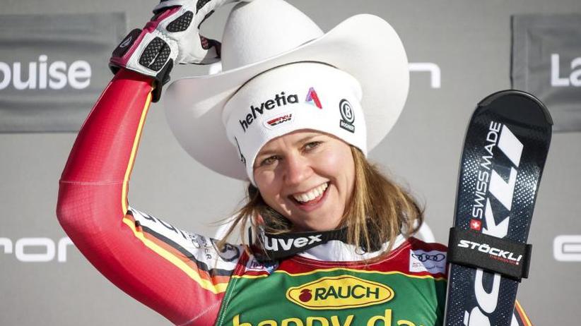Ski alpin: Bald Speed-Queen? Rebensburg grübelt nach Sieg