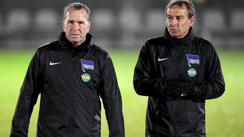 """Torwarttrainer: """"Bild"""": Klinsmann will Köpke bei Hertha bis Saisonende"""