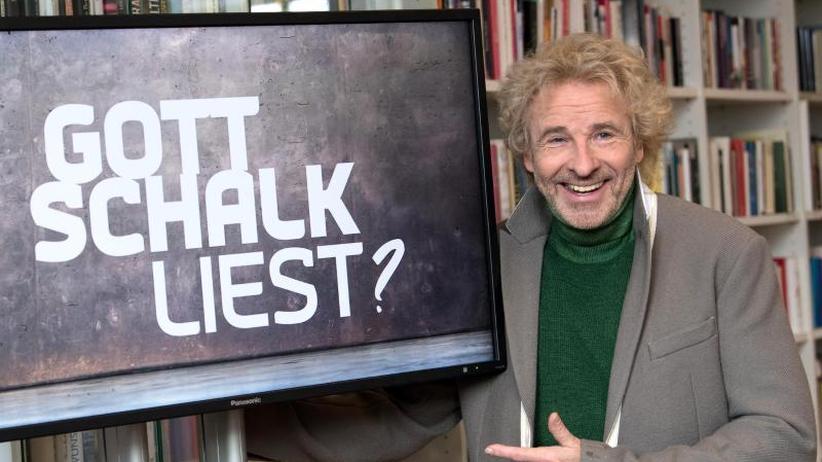 Vorhang zu: Gottschalks letzte Literatur-Show im BR