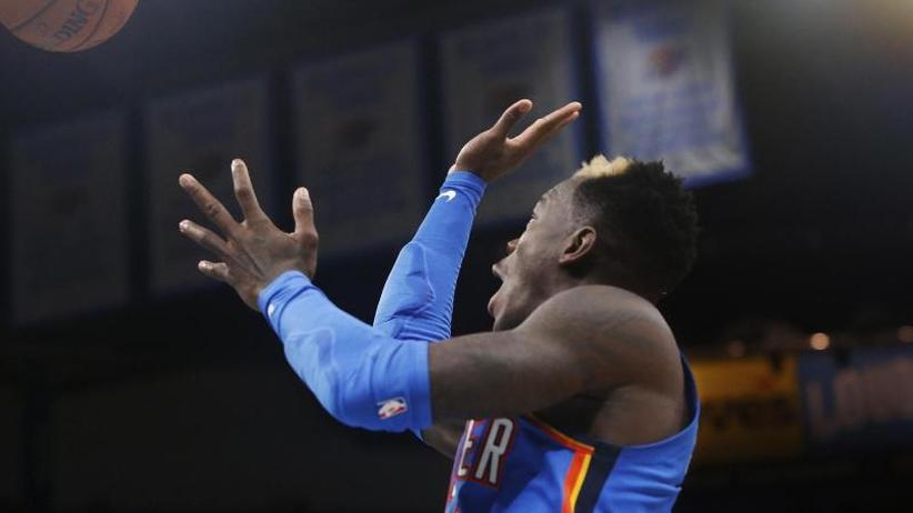 NBA: Schröder führt OKC zum Sieg gegen Portland