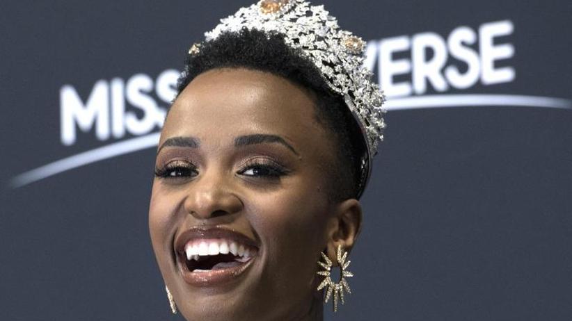 """Beauty-Contest: Südafrikanerin ist die neue """"Miss Universe"""""""