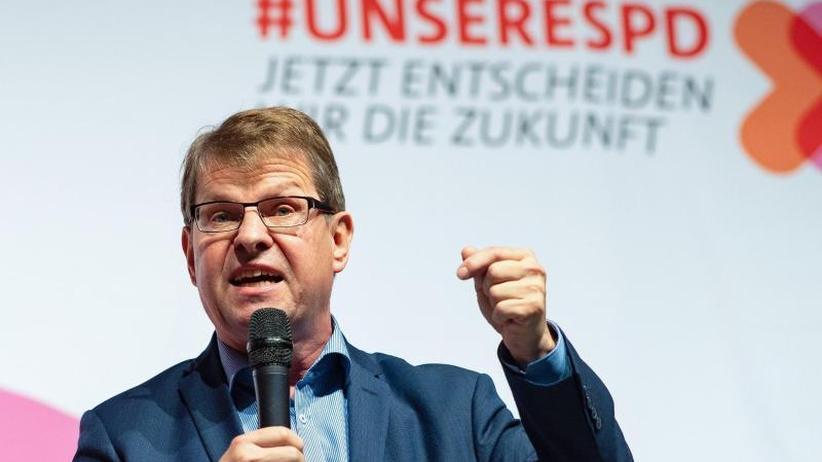 AfD-naher Youtuber Kilic: Vizekanzler Stegner? Ex-SPD-Vize fiel auf Telefonscherz rein
