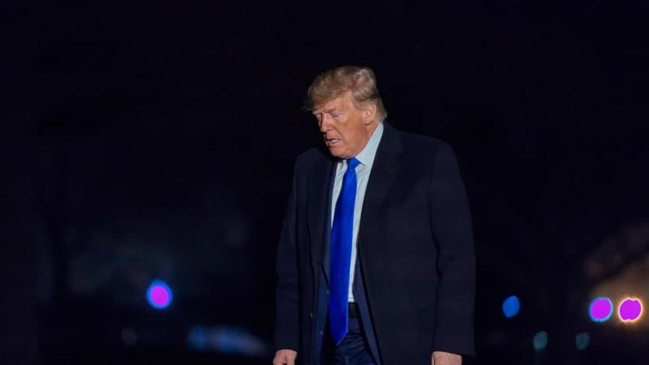 Ermittlungen Gegen Trump